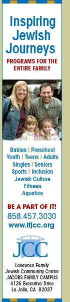 Lawrence Family JCC Jewish Journeys ad